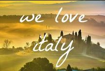 We Love Italy / We love Italy. A collection of photography from Italy.