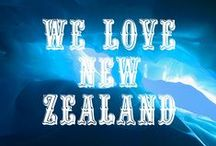 We Love New Zealand / We love New Zealand. A collection of the best photography of New Zealand from around the web.