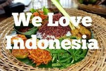 We Love Indonesia / We love Indonesia. A collection of the best photography from Indonesia.