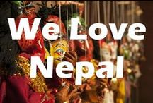 We Love Nepal / We love Nepal. A collection of the best photography of Nepal.