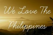 We Love The Philippines / A collection of the best photography of the Philippines.