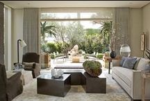 Lovely Living Room Designs / Gather ideas, tips and inspiration for your dream living room from our Lovely Living Rooms board. Enjoy! Interior design and architecture tips to create the perfect spaces for the whole family.