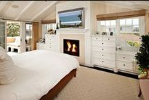 Bedroom Design Ideas / Master bedroom, guest bedroom and other bedroom ideas, images and resources. Create your dream bedroom with these interior design ideas!  / by Smith Brothers