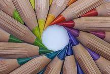 Entre Muchos Colores / El color en toda su expresión