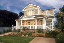 Curb Appeal Tips and Ideas / Make your home stand out with great curb appeal! This includes the landscape as well as driveway and home exterior.  / by Smith Brothers
