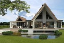 Droomhuis / Huis bouwen