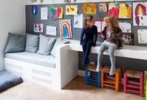 speel / lounge kamer voor de kids
