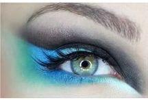 Make-up and nail art ideas