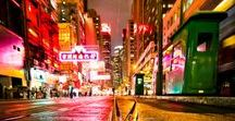 My (cyberpunk) Dream City HK / ...dreaming to move there one day...