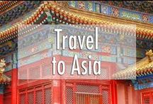 Travel to Asia / I was only 19 when I traveled to Asia for the first time. It was India with its vibrant colours that stole my heart. Soon after that Nepal and China followed.