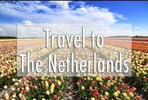 Travel to The Netherlands / Online travel company Expedia hired me to travel a year through my own country The Netherlands and blog about it. Since then I appreciate the beauty of my country more than ever!