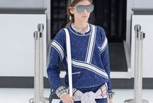 sport luxe / For a winning look this season opt for Sport Luxe. This trend is all about the illusion of fitness with trainers in metallic and glitter finishes that will never see the inside of a locker room and sports jackets in luxurious silks for a premium feel that works perfectly for off-duty cool.