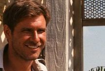 Harrison Ford / (Is not the years, baby, is the mileage)