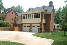 Additions & Renovation / Completed Addition & Renovation Projects, which include upfit of basements and Attics