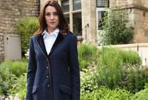 Noble in Navy / Novel ways to add navy to your wardrobe!