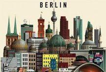 Berlin by Martin Schwarts