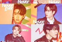 Got7 / Jaebum, Mark, Jinyoung, Jackson, Youngjae, Yugyeom, Bambam. Slay7, Dork7