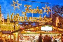 Reisen: Weihnachtszeit / Weihnachten steht vor der Tür. Was ist schöner als über den Weihnachtsmarkt zu schlendern und nach Geschenkideen für die Familie zu suchen? Die Lichter am Weihnachtsbaum funkeln und überall duftet es nach Plätzchen. Der Dezember regt auch zum Basteln und Backen an — Hauptsache ist, wir sind im Warmen und umgeben uns mit unseren Lieben.