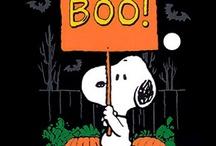Halloween/Fall/Thanksgiving / by Brooke Huggins