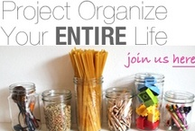 Organize / by Asha Mars