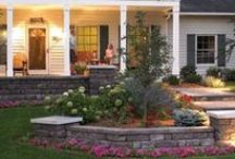 FRONT YARD LANDSCAPING IDEAS / by Baldi Gardens, Inc.