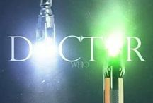 Doctor Who?....exactly. :) / by Victoria Morgan