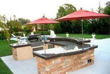 Oudoor Kitchens / by Baldi Gardens, Inc.
