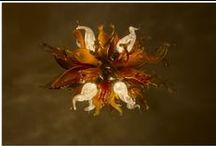 Chandelier AUTUMN FLOWER / Serial production.