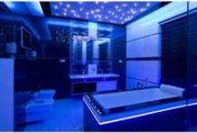 CRYSTAL STARRY SKY  - project 2 / Individual lighting project solution