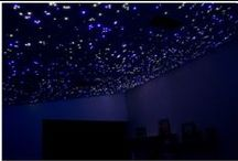 STARRY SKY - project 1 / Individual lighting project solution