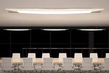 Suspension lamp WAVELINE / Serial production