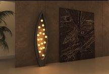 Floor lamp OCULUM / Serial production