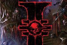 Dark Fantasy - Gothic Punk / Gothic Punk-Warhammer-Warhammer 40k