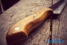 kitchen nife / How to make a knife hilt