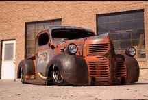 Rat Rod - Hot Rod