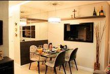 Sala de Jantar / Decoração , Ideias, Ambientes