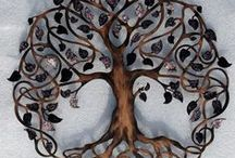 Wire Art - Tree of life