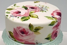 LETS ALL EAT CAKE ! / by Vickie Johnson