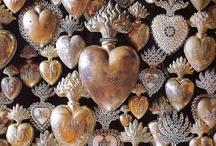 I LOVE HEARTS! / by Vickie Johnson