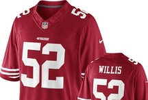 San Francisco 49ers Fans Only / by NFLPA Shop