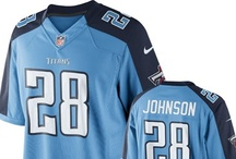Tennessee Titans Fans Only / by NFLPA Shop