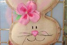 Easter (>'.'<) / by Edina