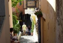 Images of Positano