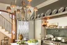 Kitchens / Kitchens I dream about. / by Julia Sellitto
