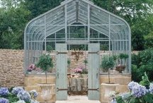 Garden Rooms, Conservatories and Outdoor Spaces / Architectural beauty of conservatories, interior garden rooms and exterior living spaces. / by Julia Sellitto
