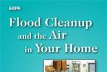 Disaster Preparation / Resources to help you prepare in advance of disasters and to clean up if a disaster strikes your family.