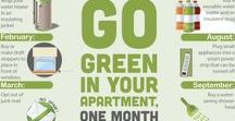 Living Greener / Suggestions for ways you can reduce your carbon footprint and live a bit greener.