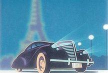 Vintage Car Adds