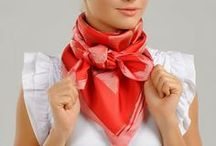 Fashion Scarves / A touch of elegance...accessory for all seasons!✿