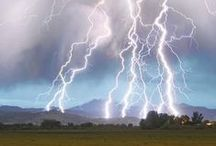 THUNDERBOLT and LIGHTNING - very, very frightening. / by Ollie W